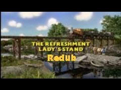 The Refreshment Lady's Stand Redub