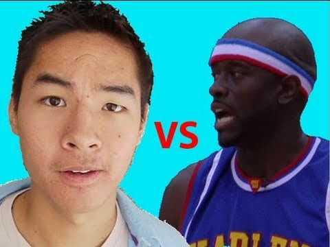 Kevjumba vs the Harlem Globetrotters