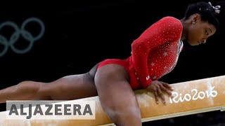 Olympic champion Simone Biles: 'I too was sexually abused by Larry Nassar - ALJAZEERAENGLISH