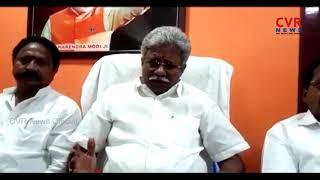 Minister Pydikondala Manikyala Rao Respond To West Godavari ZP Chairman Bapiraju | CVR NEWS - CVRNEWSOFFICIAL