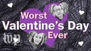 Valentine's Day off to a rocky start? They've had it worse. - WASHINGTONPOST