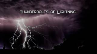 Royalty Free :Thunderbolts of Lightning