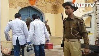 जयपुर जेल में पाकिस्तादी कैदी की हत्या - NDTVINDIA