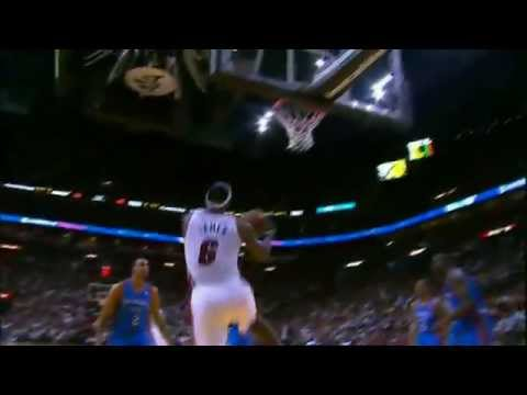 Lebron James Slow Motion HD -5mV6dvVJYqA