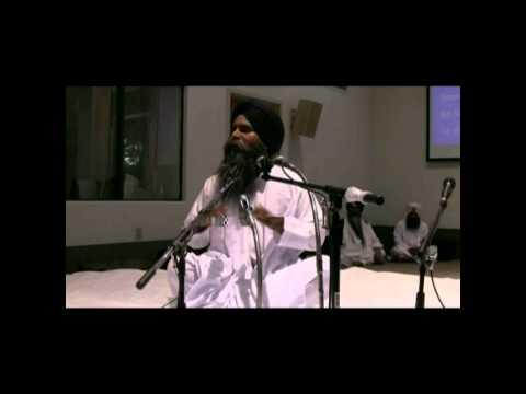 Gurbani Katha - Sikh Daa Dhiyaan - Giani Pinderpal Singh Jee
