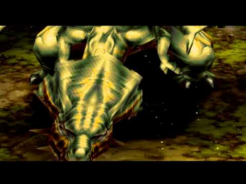 Walkthrough FR l Vagrant Story l Boss : Terrakrator