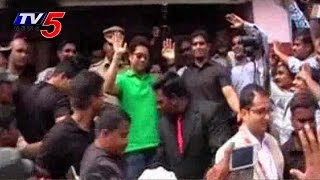 Sachin Tendulkar Surprise Visit At Secundrabad : TV5 News - TV5NEWSCHANNEL