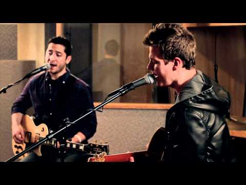 Fix You - Tyler Ward &amp; Boyce Avenue (Coldplay Acoustic Cover) - (Glee &amp; Rock and Rio)