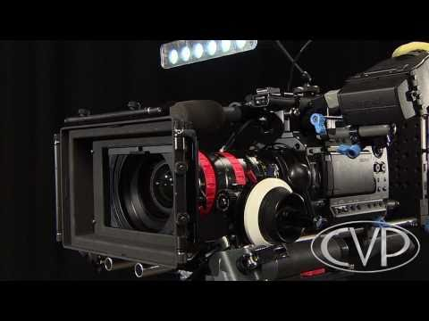 CVP review of Sony PMW-F3 35mm camcorder