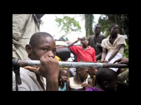 Lorenzo Dorr - Merlin heroes in Liberia