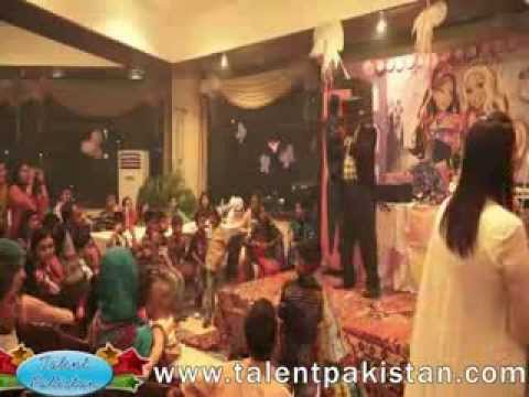 Amazing Magic Show Talent Pakistan