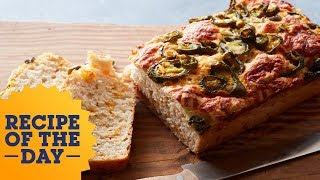 Jalapeño Cheddar Beer Bread | Food Network - FOODNETWORKTV
