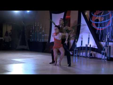 Kikis & Elina @ World Salsa Championships 2009