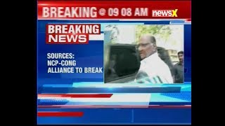 NCP-Congress alliance in Gujarat likely to break; says sources - NEWSXLIVE