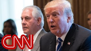 Trump holds Cabinet meeting (full remarks) - CNN