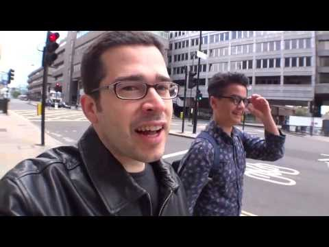 Pirillo Vlog 419 - The Amazing #vLondon Geeks