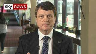 UKIP leader Gerard Batten: Muslim ideology legitimises sex slaves - SKYNEWS
