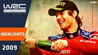 Vid�o WRC 2009 Season Finale par WRC (6246 vues)