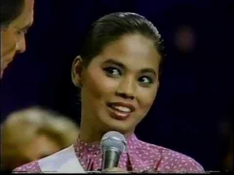 Miss Universe 1984 Video