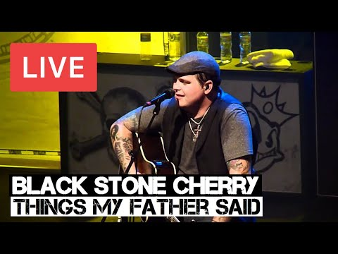 Black Stone Cherry - Things My Father Said Live @ HMV Forum, London 2012