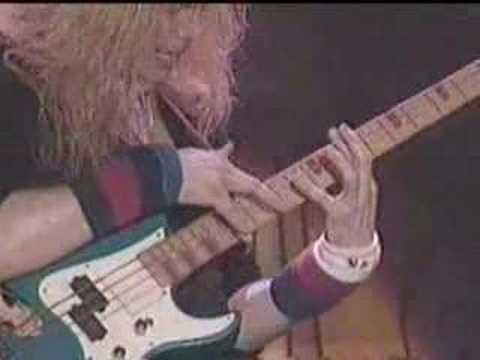 billy sheehan bass solo