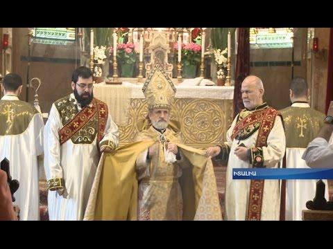 Սուրբ Ղազարի մայրավանքում մատուցվել է Սուրբ Զատկին նվիրված պատարագ