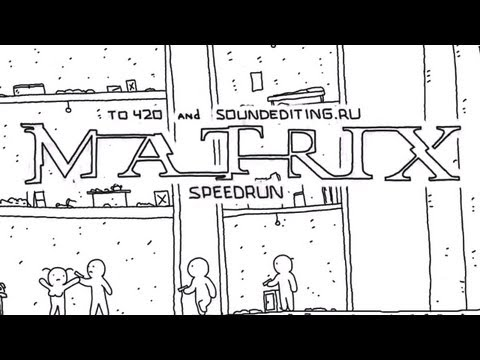 The Matrix in 60 Seconds