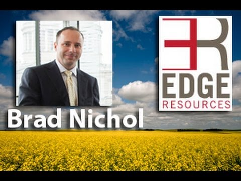 Edge Resources' Nichol says recent reserves report was 'conservative'