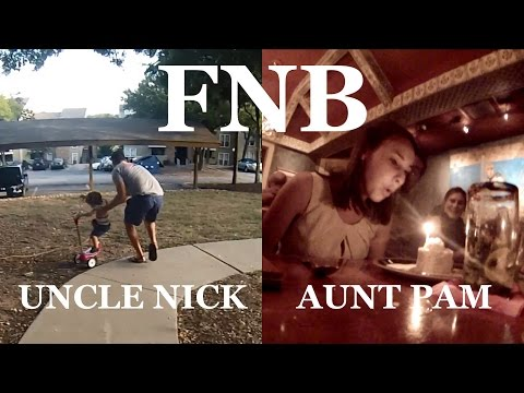 Family Night Bytes - Uncle Nick Babysits And Aunt Pam