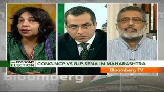 "Political Capital- ""Don't See Statewide Modi Wave In Maharashtra"" - BLOOMBERGUTV"