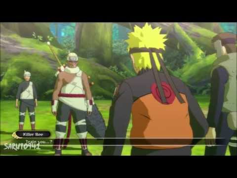 NARUTO Shippuden: Ultimate Ninja Storm 3 [PS3] Playthrough Part: 13 | Two Jinchuriki [3-2]