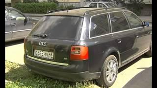 Трое липчан громили автомобили во дворе жилого дома