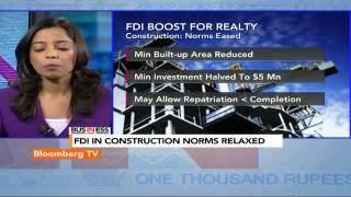 In Business- Paving The Way To Affordable Housing - BLOOMBERGUTV