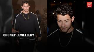 5 times Nick Jonas beat all Bollywood actors in the game of fashion - TIMESOFINDIACHANNEL