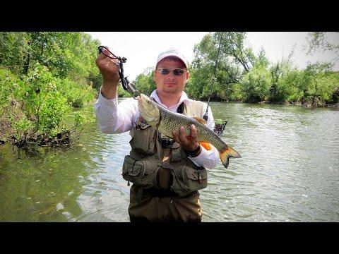 на что ловить на маленькой речке