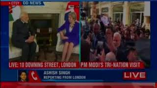 Modi in London: PM Modi will meet Queen Elizabeth; to attend special event with Prince Charles - NEWSXLIVE