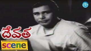 Devata Movie Scenes - Chittor V Nagaiah Admires Lakshmi || Kumari || Mudigonda Lingamurthy - IDREAMMOVIES