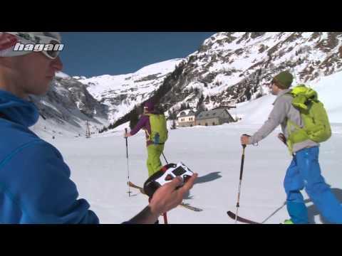 hagan ...moves mountains -- Skitouren-Film