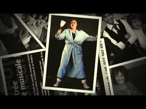 Les ateliers de comédie musicale ACMGE  Une passion partagée par tous, petits et grands! 2 HD 720p
