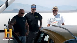 Counting Cars: Ryan and Kevin Check Out a Record Holding Studebaker (S7, E17)   History - HISTORYCHANNEL