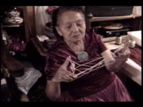 Navajo String Games by Grandma Margaret