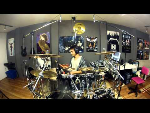Man of Steel Official Theme Song - Hans Zimmer (Drum Cover by Josh Gallagher)