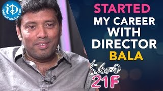 Started My Career With Director Bala - Rathnavelu || Talking Movies With iDream - IDREAMMOVIES