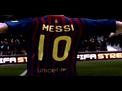 Lionel Messi 2011/2012 Tribute - The Football LEGEND! - FIFA 12 (HD)