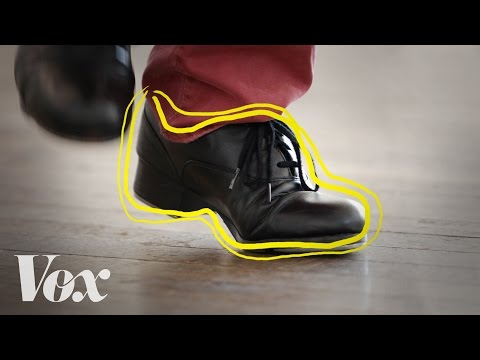 How tap dancing was made in America