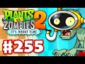 Plants vs. Zombies 2: It's About Time - Gameplay Walkthrough Part 255 - Big Wave Beach Part 1!