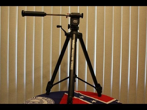 Velbon Victory 480 Video Tripod for $6.00