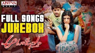 Aatadista Full Songs - Jukebox || Nithin, Kajal - ADITYAMUSIC