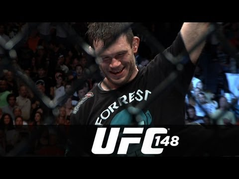 UFC 148: Forrest Griffin Post-fight Interview
