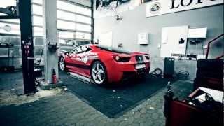 Nurburgring Ferrari 458 Italia Top Speed 341km/h
